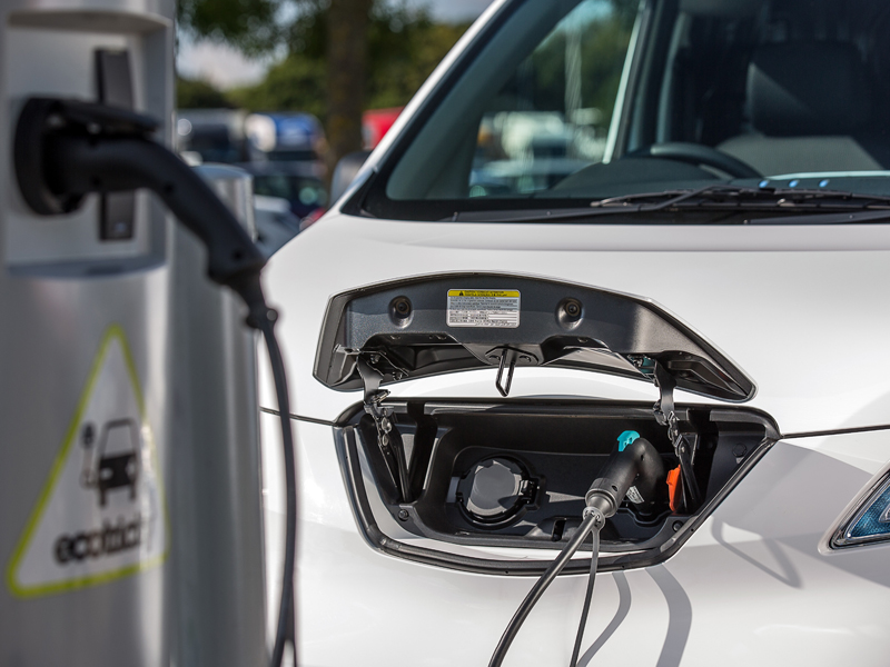 Electric charging 800
