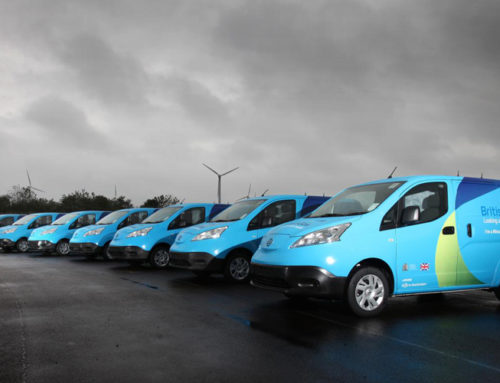 What is the future for electric vans?