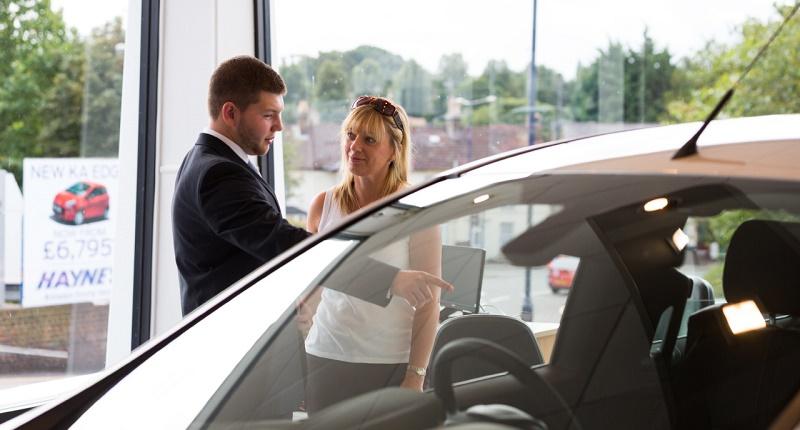 Car sales consumer