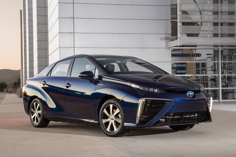 Toyota Fuel Cell Vehicle Mirai