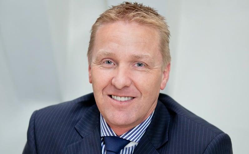 David Hosking Tusker CEO