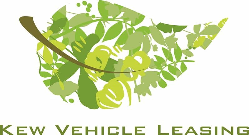Kew Vehicle Leasing logo hr