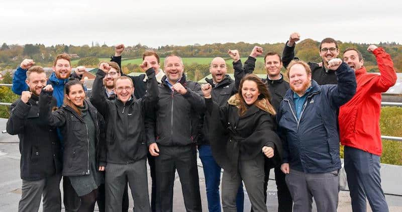 Synergy to scale Yorkshire's Three Peaks for children's vital medical equipment