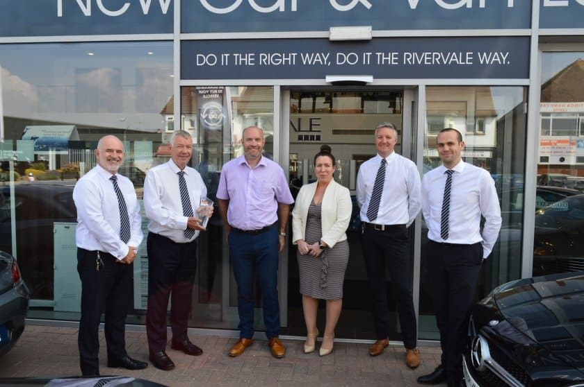 Rivervale win LeasePlan franchisee of the year