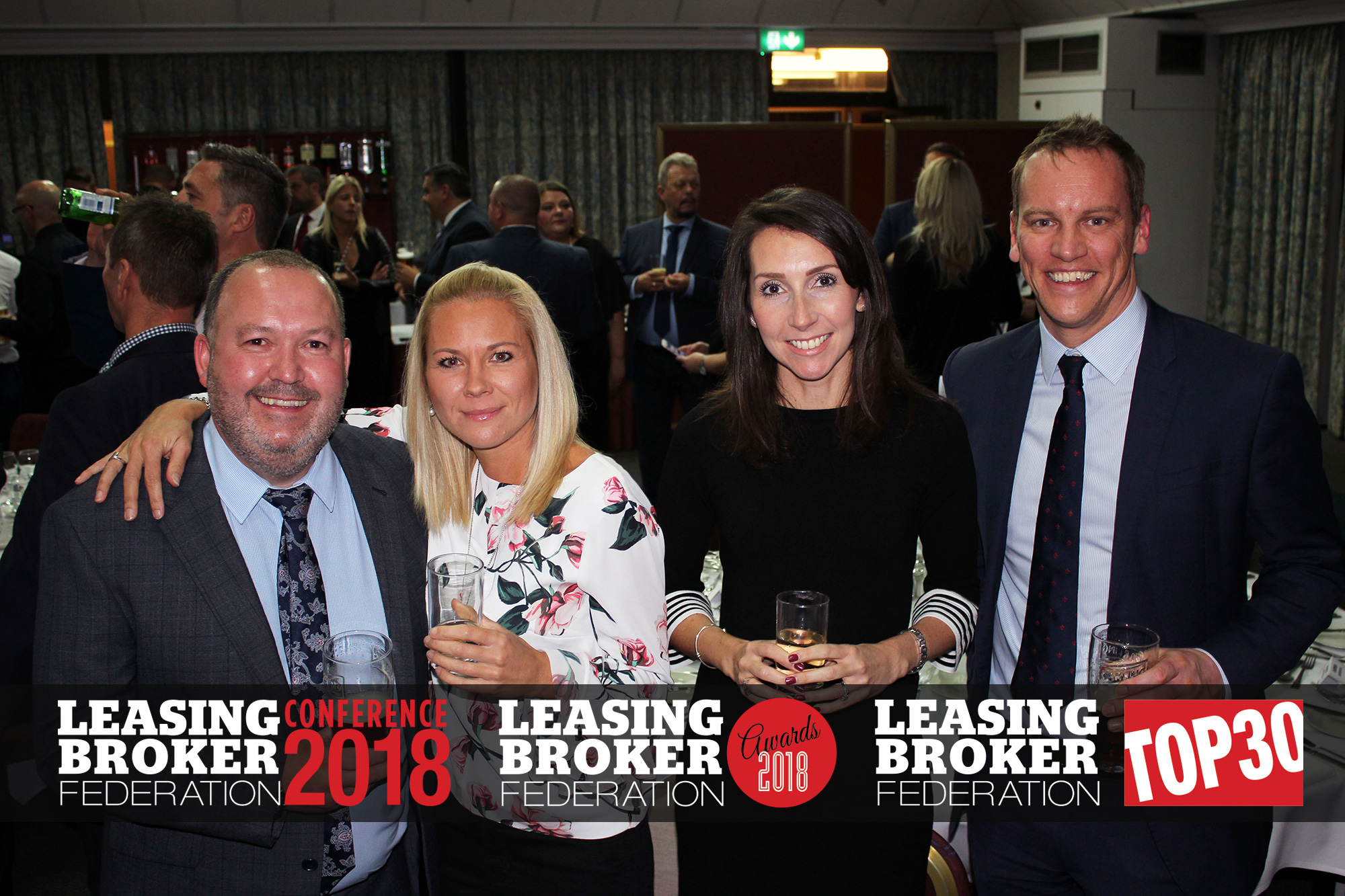 Leasing broker awards 2018
