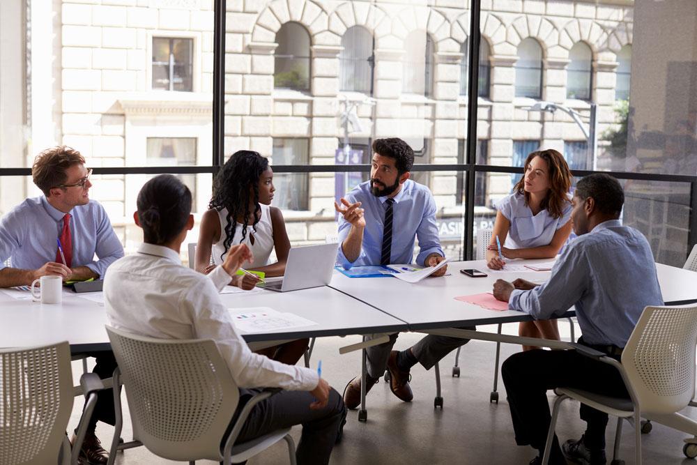 leasing broker Steering Committee