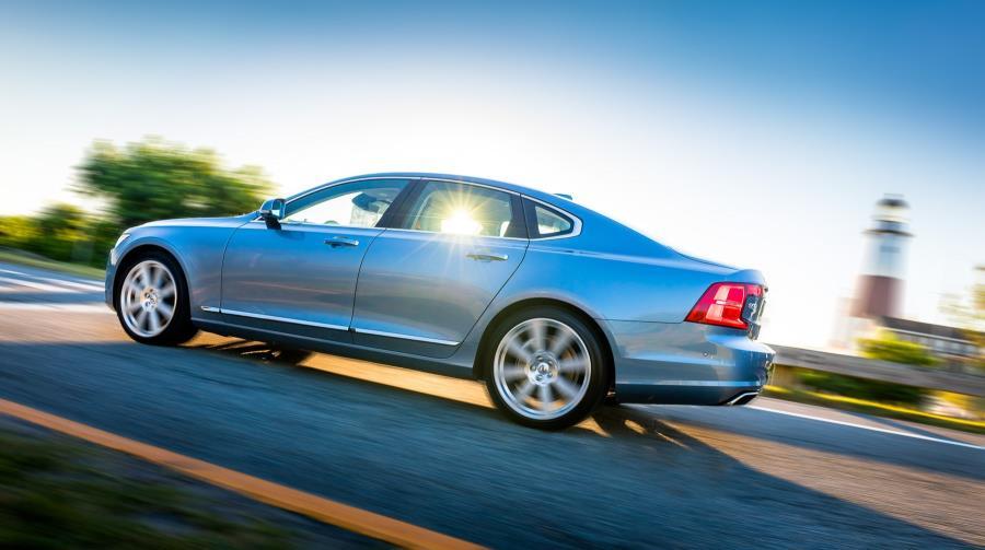 Volvo S90 Popular lease