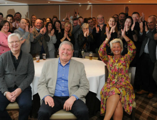Industry vet Ian Hill retires after near 60-year career