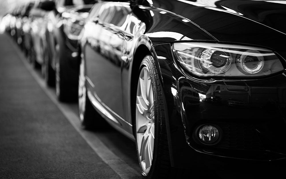 automobiles automotives black and white black and white 70912