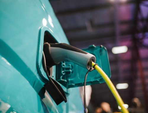 Expect a shift to electric van fleets