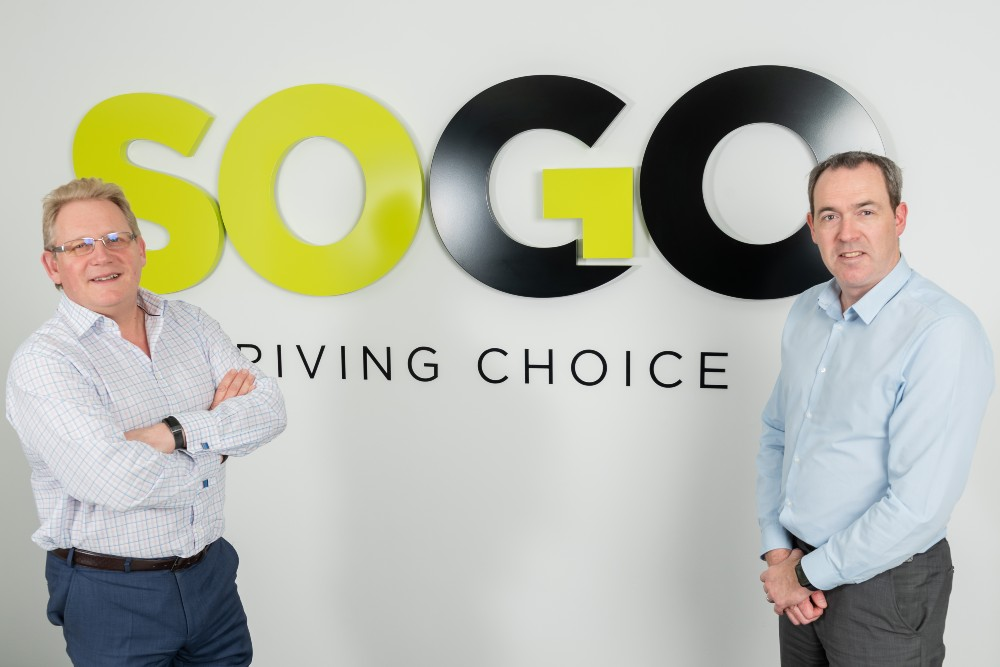 SOGO hires 1