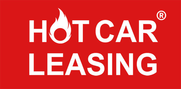 Hot Car Leasing Logo Red2