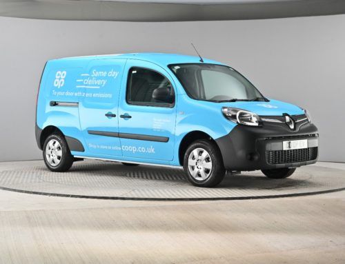 Co-op accelerates EV investment with Lex Autolease