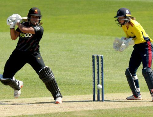 SOGO backs elite women's cricket