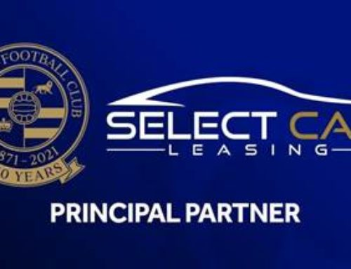 Select pitches in with football club sponsorship