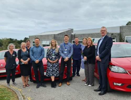 Primary Care network leads the charge with EV adoption