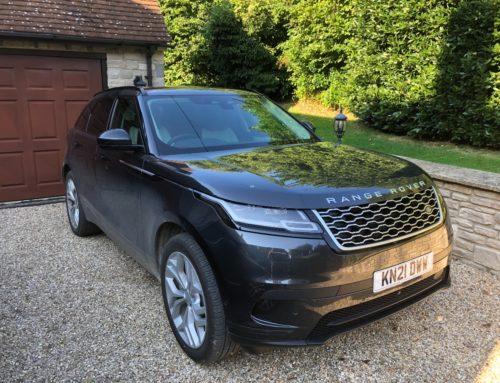 Range Rover Velar – a class of its own