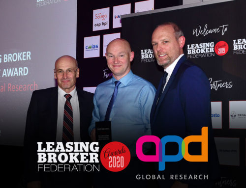 APD Global Research announced as sponsor for the 'Best Large Leasing Broker Customer Service Award