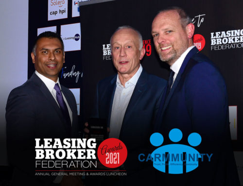 Carmmunity announced as 'Best Marketing and Innovation' award sponsor at the 2021 Leasing Broker Federation Awards
